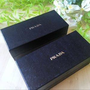 PRADA Sunglasses Gift Box Only Empty (2)